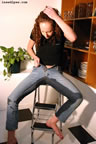 wetting jeans pictures pics video