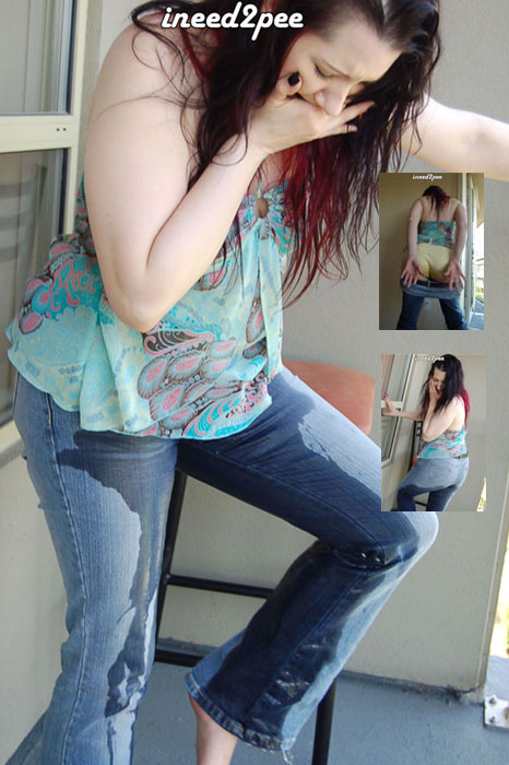 ineed2pee free pic tight jeans pee wetting