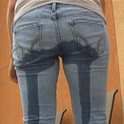 public jeans wetting ineed2pee