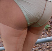 pantyhose stocking pissing pee wetting pic