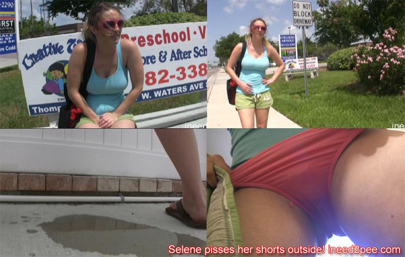 Newest free pants peeing movies