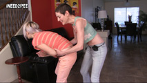 joselyn pink pee pissing